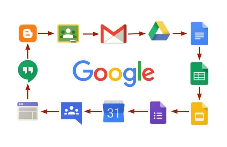 ابزارهای جدید گوگل برای رقابت با Share Point