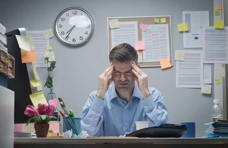 پنج راه آسان برای حفظ سلامتی کارکنان