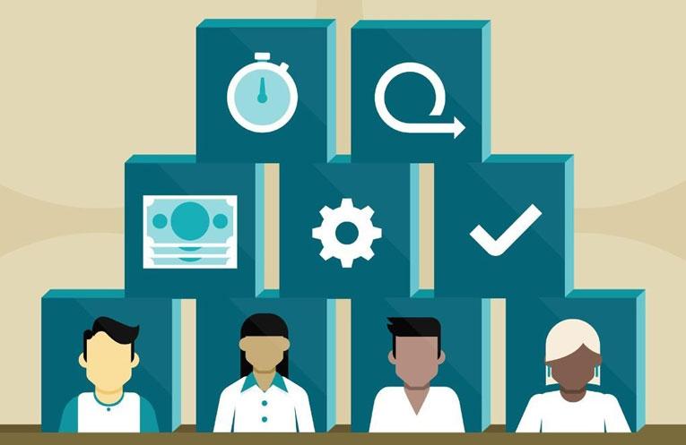 چهار کلید برای درک چرخه حیاتی مدیریت پروژه